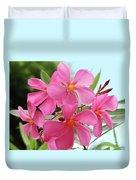 Oleander Maresciallo Graziani 1 Duvet Cover