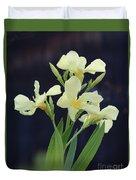 Oleander Marie Gambetta 2 Duvet Cover