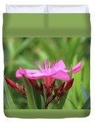 Oleander Professor Parlatore 1 Duvet Cover