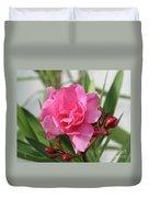 Oleander Splendens Giganteum 1 Duvet Cover