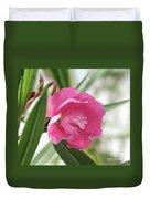 Oleander Splendens Giganteum 3 Duvet Cover