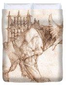 Oliphaunt Duvet Cover