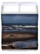 Olympic Peninsula Beach Duvet Cover