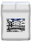 Olympics Abstract Duvet Cover