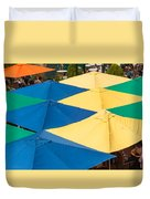 Umbrella  Heaven  Duvet Cover