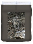 On A Mission Duvet Cover