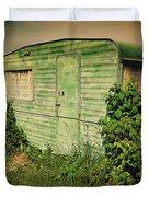 On Caravan Duvet Cover