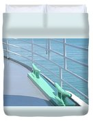 On Deck Duvet Cover