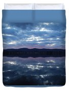 On Still Waters  Duvet Cover