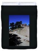 On The Road To Virginia City Nevada 16 Duvet Cover