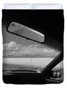 On The Road, Utah Duvet Cover