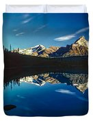 On The Trail Duvet Cover