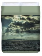 On The Way Back Home Duvet Cover