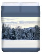 On The Way Home Duvet Cover
