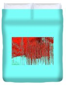 On The Way To Tractor Supply 3 14 Duvet Cover