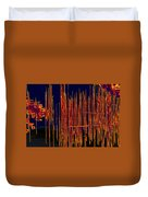 On The Way To Tractor Supply 3 26 Duvet Cover