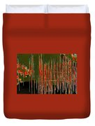 On The Way To Tractor Supply 3 27 Duvet Cover