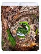 Once A Tree Duvet Cover