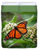 Once Upon A Butterfly 001 Duvet Cover