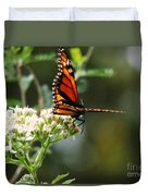 Once Upon A Butterfly 006 Duvet Cover
