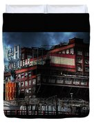 Once Upon A Time In The Sleepy Town Of Crockett California . 5d16760 Duvet Cover