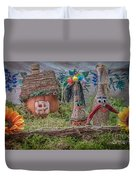 Once Upon A Time In Ukraine  Duvet Cover