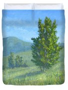 One Fine Spring Day Duvet Cover by David King