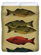One Fish, Two Fish . . . Duvet Cover