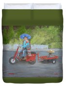 One Harry Ride Duvet Cover