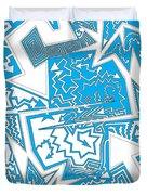 One Liner X Jtl Duvet Cover