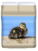 One Little Duckling Duvet Cover