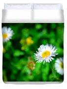 One Little Wildflower Duvet Cover