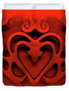 One Love Duvet Cover