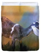 One Of God's Creatures Duvet Cover