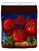 One Of Those Beautiful Still Life Duvet Cover
