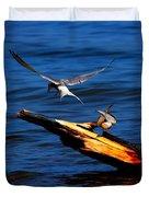 One Tern Flight Duvet Cover
