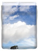 One Tree Hill Duvet Cover