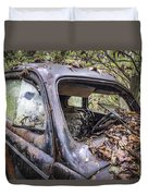 One With Nature Duvet Cover