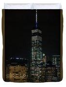 One World Trade Center In New York City  Duvet Cover