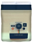 Onestep Polaroid Duvet Cover