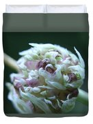 Onion Blossom Duvet Cover