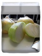 Onions I Duvet Cover