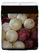 Onions IIi Duvet Cover