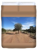 Only In Arizona Duvet Cover