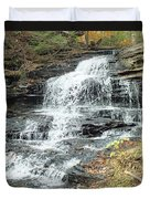 Onondaga 6 - Ricketts Glen Duvet Cover