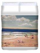 Onslow Beach Duvet Cover