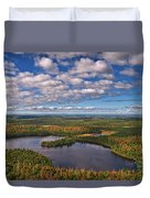 Ontario Outlook Vista Duvet Cover