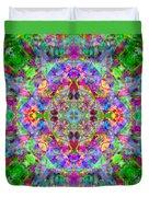 Opal Yantra Duvet Cover