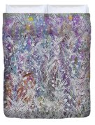 Opalescent Duvet Cover by Don  Wright