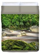 Oparara River Duvet Cover